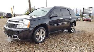 ***2008 CHEVROLET EQUINOX SPORT AWD**LEATHER**SUNROOF