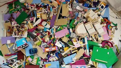 LEGO 21 lbs Bulk Friends Loose Parts Lot 24