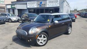 2010 Mini Cooper Clubman PAN-ROOF, BLUETOOTH