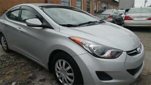 2013 Hyundai Elantra GL VERY LOW 65000 KM ACCIDENT FREE FINANCIN