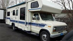 1990 Ford Fourgon Excella Citation