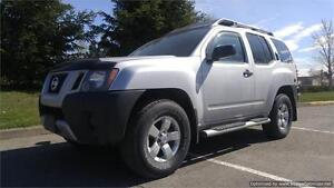NISSAN XTERRA 4X4 *ONLY 48,746 KMS, FACTORY WARRANTY, ONE OWNER*