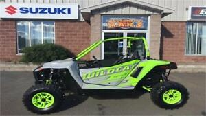 2017 Arctic Cat Wildcat Spt Ltd Was $18999 NOW $14999**