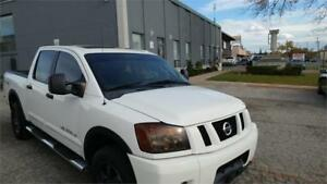 2012 Nissan Titan PRO-4X FULLY LOADED FINANCING AVAILABLE
