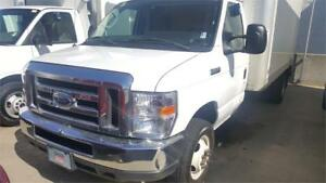 2014 Ford E-450 with Box