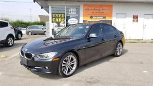 2014 BMW 3 Series 320i xDrive - Sunroof, Upgraded Interiors