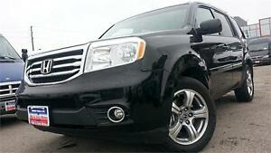 2012 Honda Pilot EX, 8 PASSENGER, 4X4, REAR CAM, ONE OWNER