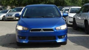2009 Mitsubishi Lancer SE with safety certificate