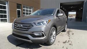 2017 Hyundai Santa Fe Sport Limited Manager Demo $35988.00