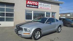 FORD MUSTANG 2006 ** CUIR / MAGS **