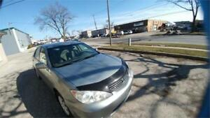 2005 Toyota Camry LE LOADED ACCIDENT FREE GOOD ON GAS GOOD SHAPE