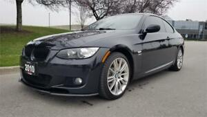 2010 BMW 3 Series 335i xDrive | M-Sport |Accident Free | Red Int