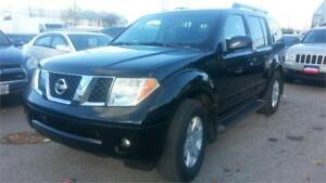2007 Nissan Pathfinder LE 7 SEAT, LEATHER, 4X4, S-ROOF