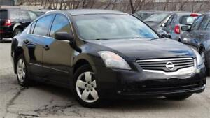 2007 Nissan Altima 2.5 S certified