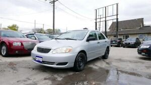 2006 Toyota Corolla CE//Local MB//Drives Great//1 Yr Warranty