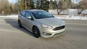 2016 Ford Focus SE    Louded!