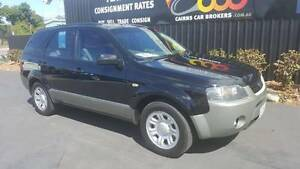 2005 Ford Territory TX RWD SX Wagon-7 SEATS!!! 1yr Warranty Plus Westcourt Cairns City Preview