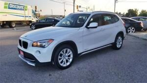 2012 BMW X1 28i Xdrive AWD - Panoramic Roof, No Accident, Loaded