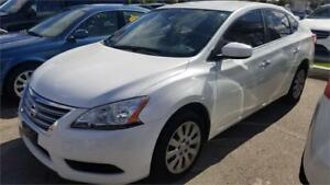 2013 NISSAN SENTRA White NOT $8900 ONLY $5900 !!!!