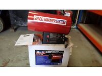 Sealey LP40 Space Heater, brand new