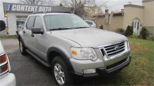2007 Ford Explorer Sport Trac XLT 4X4 TOUT EQUIPE FINANCEMENT MA