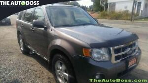 2011 Ford Escape XLT 4WD CERTIFIED! ACCIDENT FREE! WARRANTY!