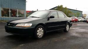 Honda Accord 1999 *Automatique / Seulement 176 000km / Pas cher*