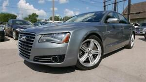 2011 Audi A8 //Premium//Luxury//Loaded//No Accident//1 Yr Warran