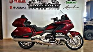 honda goldwing tour 2018 en stock