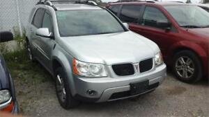2006 Pontiac Torrent runs and drives as.is deal in welland