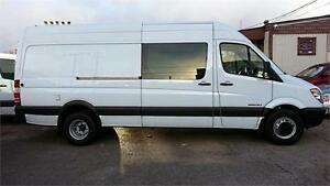 2008 Dodge Sprinter 3500 H-ROOF,INSULATED,REAR HEATER, 170""