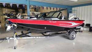 Smoker Craft 172 Pro Angler Aluminum Fishing Boat