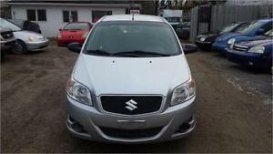 2011 SUZUKI SWIFT 4 DOOR HATCH SAFETY ETESTED EXCELLENT COND