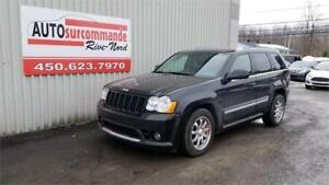 2010 Jeep Grand Cherokee SRT8 --  GARANTIE 1 AN / 15 000 KMS  --