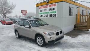 2014 BMW X1 XD28i | Panoramic Sunroof | Heated Steering | MORE