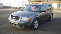 2005 Ford Freestyle Limited 7 Passenger Calgary Alberta Preview
