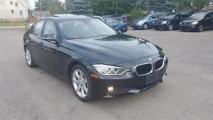 2012 BMW 3 Series 320i in mint condition only 98,000km