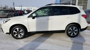 2018 Subaru Forester Touring Pack CPO 1.9% OAC