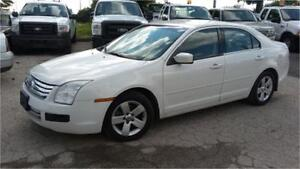 2009 Ford Fusion SE All wheel drive, Loaded interior, Certified!