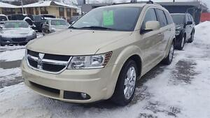 New Arrival Feb 06  - 2010 Dodge Journey R/T  AWD  7 PASS