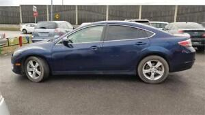 Mazda 6 2009 GT Cuir Toit ouvrant Mags Push start 2999$