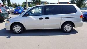 2002 HONDA ODYSSEY VAN..EXCELLENT CONDITION..DRIVES LIKE NEW!