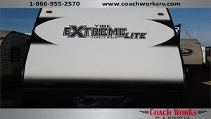 254 DBH Vibe Extreme Double Bunks Lightweight Affordable