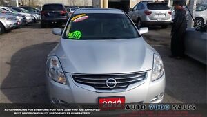 2012 Nissan Altima SUNROOF