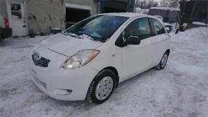 2007 Toyota Yaris CE automatic very clean