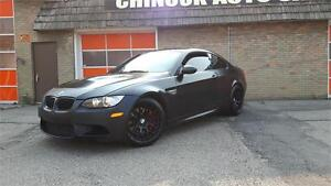 """2011 BMW M3 """"FROZEN BLACK"""" EDITION, ONLY 20 MADE"""