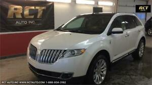 Lincoln mkx awd limited edition 2011 ,147 495 KM ,3.5,AWD,GPS NA