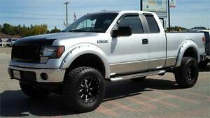 2010 Ford F-150 XLT Super Cab 4X4 **LIFTED!**