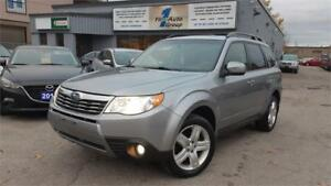 2010 Subaru Forester X Limited LEATHER, P-MOON