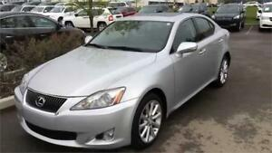 2006 LEXUS IS250 AWD  LEATHER SUNROOF AUTOMATIC 128KM